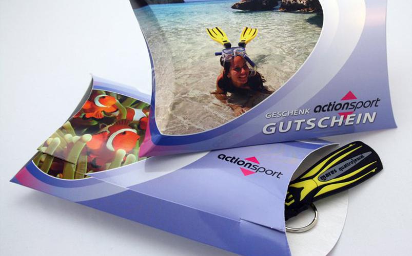 Gutschein Action-Sport Dortmund