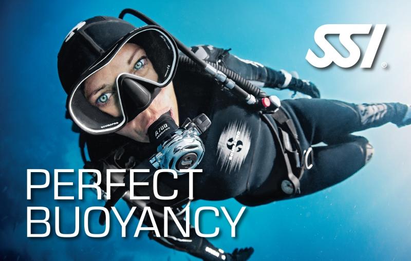 SSI Brevet Perfect Buoyancy